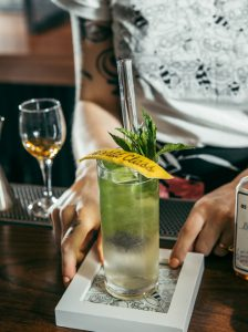 Katie Renshaw 2019 U.S. Bartender of the Year Flex Yo Hustle
