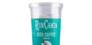 RumChata summer tumbler iced coffee