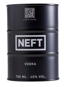 NEFT Vodka