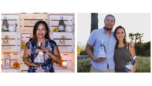 Chau Tran Gin Mare Mediterranean Inspirations Cocktail Competition 2019