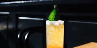 Laphroaig® The Tide Is High cocktail recipe