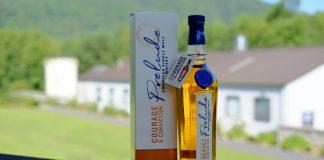 Virginia Distillery Company Prelude: Courage & Conviction whiskey
