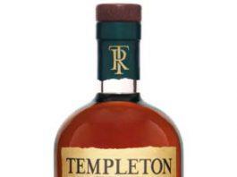 Templeton Rye Maple Cask Finish Whiskey