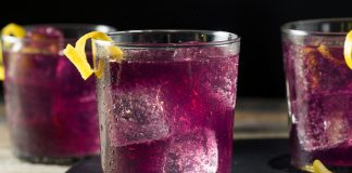 Viaggio Restaurant Violet Chachki cocktail recipe