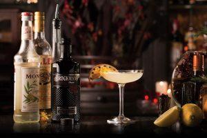 brockmans gin autumn reviver cocktail