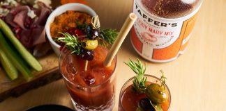 Taffers Mixology Southern Bloody Mary