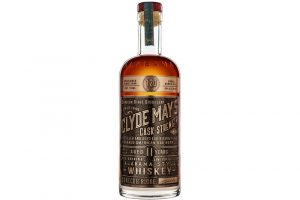 Clyde May's 11 Year-Old Cask Strength Alabama Style Whiskey