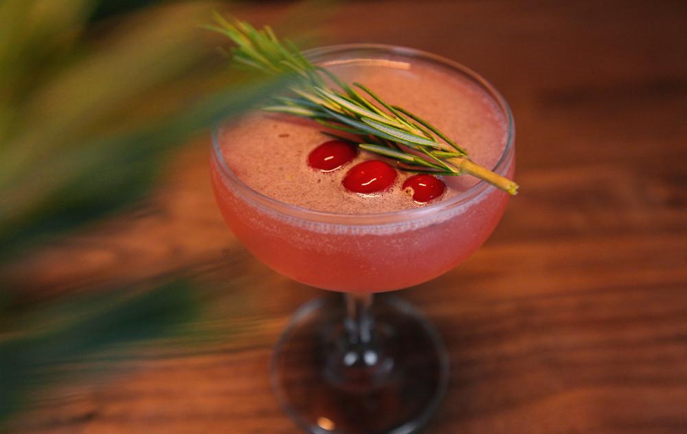 Santera Tequila Rosemary Reposado