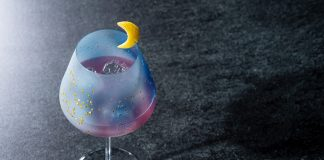 Pernod Ricard Starry Night cocktail recipe