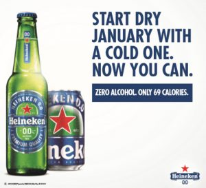 Heineken Dry January Heineken 0.0