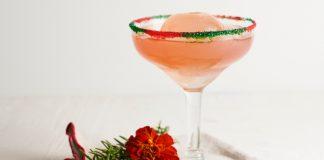 Taffer's Mixologist mistletoe margarita cocktail recipe