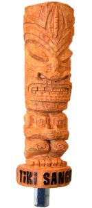 Tiki Sangrai tap handle