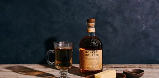 Monkey Shoulder Hot Buttered Monkey
