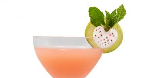 Monin Pineberry Syrup clean label