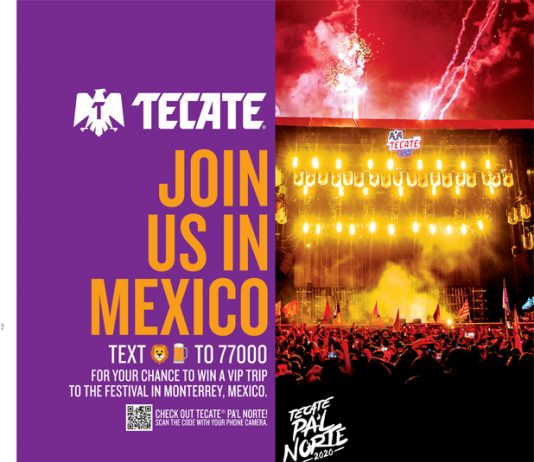 Tecate music