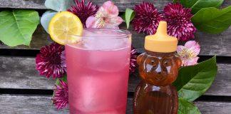 NEFT Honey Bear cocktail recipe