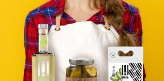 Holla Spirits Salvadili Vodka Epic Pickles