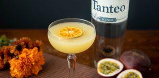 Island Passion Margarita cocktail recipe
