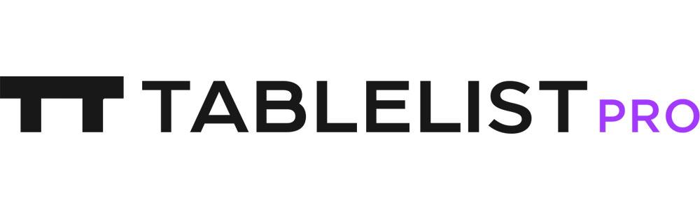 TablelistPro
