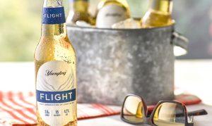 FLIGHT by Yuengling light beer