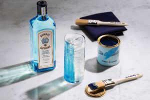 Bombay Sapphire Create-from-home