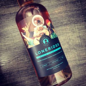 Lonerider Spirits Tequila Cask