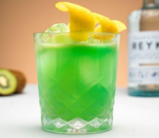 Reyka Vodka The Godzilla cocktail recipe