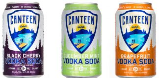 CANTEEN Vodka Soda