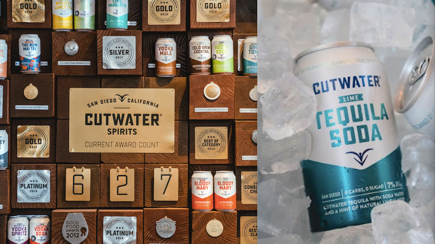 Cutwater Spirits Tequila Soda