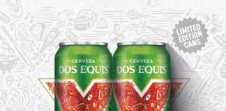 Dos Equis summer cans