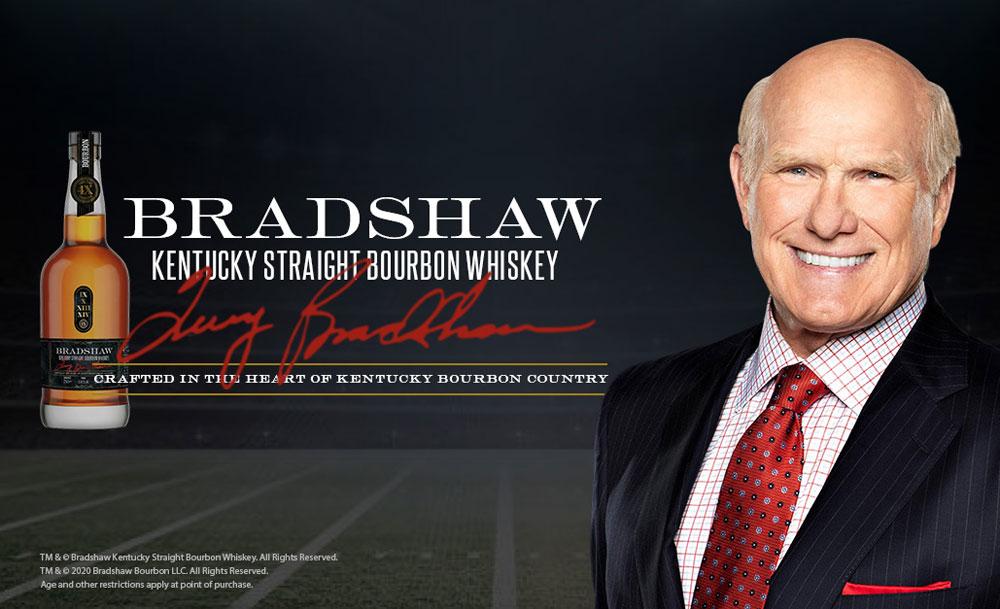 Terry Bradshaw Bradshaw Bourbon covid-19