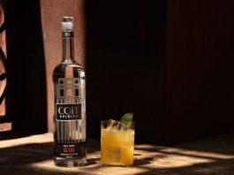 Coit Spirits Mexican Gin Tea cocktail recipe