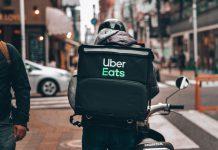 UberEats Shift4's Marketplace