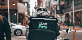 UberEats Shift4's Marketplace