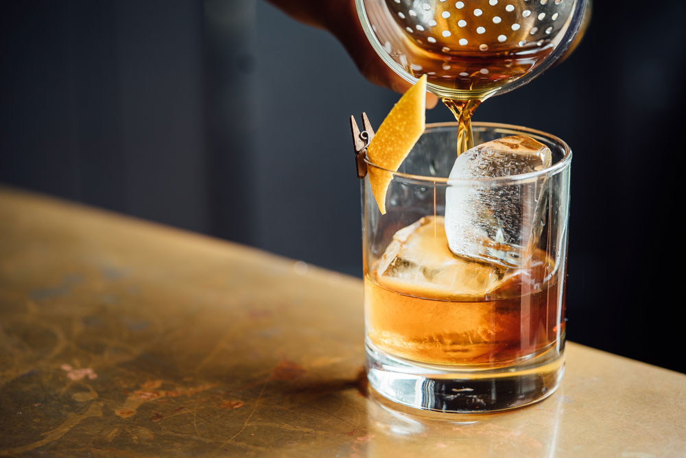 whiskey peanut butter whiskey cocktails