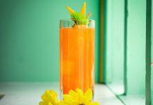 Potager Potable cocktail recipe