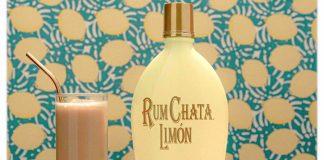 Rumchata Limón Iced Latte