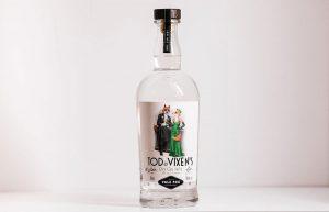The Vale Fox Distillery Tod & Vixen's Dry Gin 1651