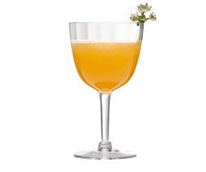 peach tea cooler cocktail recipe