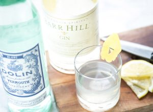 white negroni gin cocktail recipe