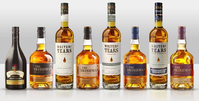 Ireland's Walsh Whiskey