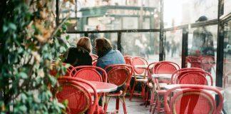 outdoor patio COVID-19