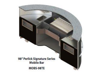 Perlick Mobile Bar
