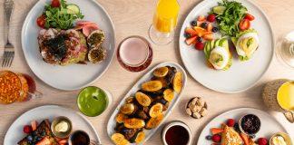 Samovar Tea Lounge menu