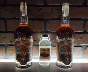 Skunk Brothers Spirit Smoke Jumper Bourbon