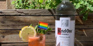 pride cocktail recipes