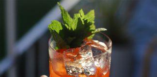 Legent Bourbon Two Worlds cocktail recipe