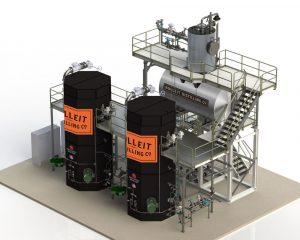 Diageo Bulleit carbon neutral distillery