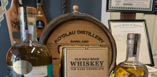 KO'OLAU DISTILLERY Old Pali Road
