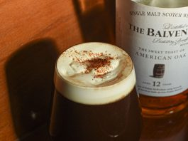 Scottish Coffee Balvenie
